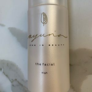 Ayuna the Facial - High- Acid exfoliator